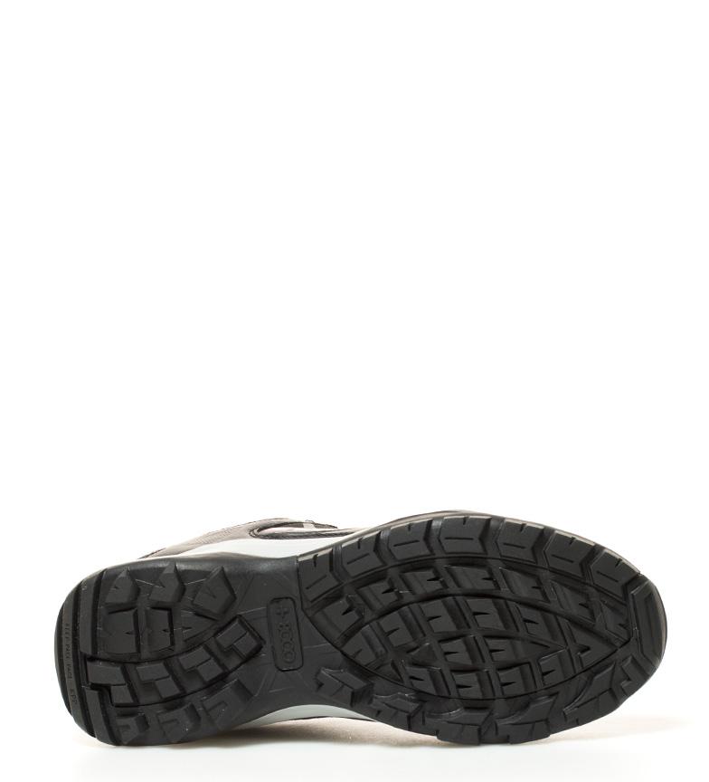 + 8000 17i Chaussures De Trekking Tamor Membrane Noire, Turquoise Imperméable Skintex
