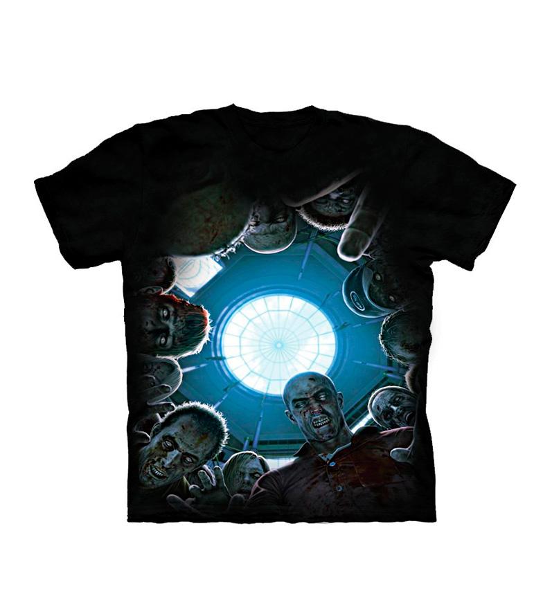 3d T-shirts Zombie Camiseta