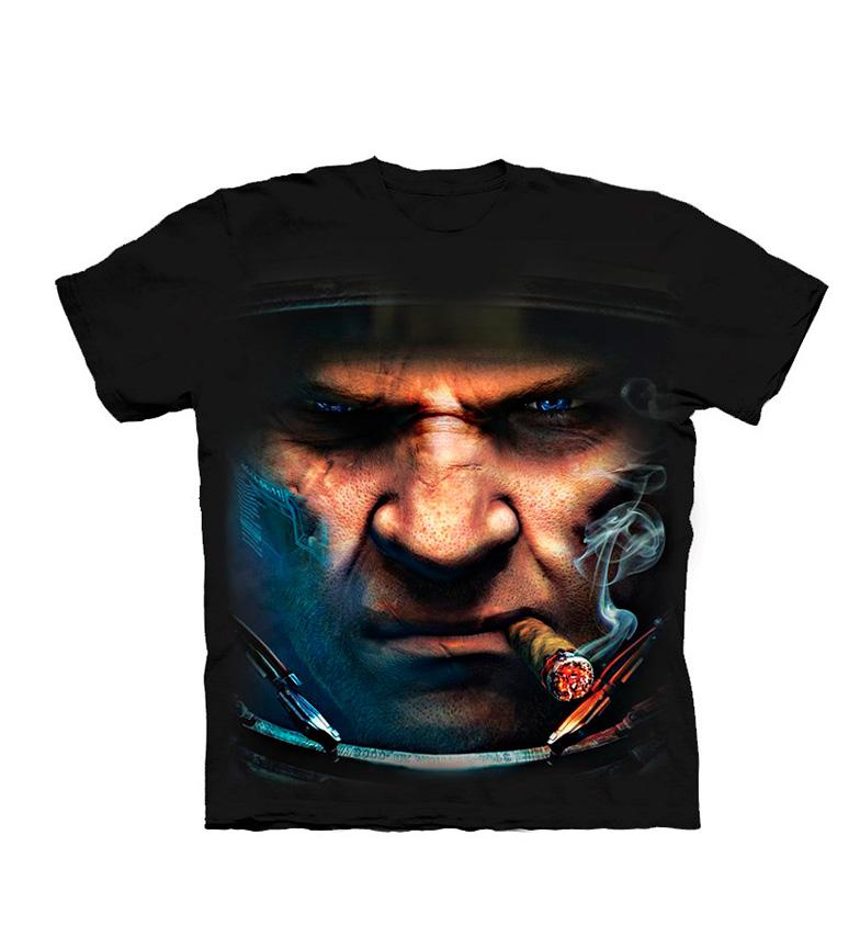 3d T-shirts Guerrier Camiseta sortie combien nicekicks libre d'expédition prix livraison gratuite vente prix incroyable Nice vente veKWAnDJq