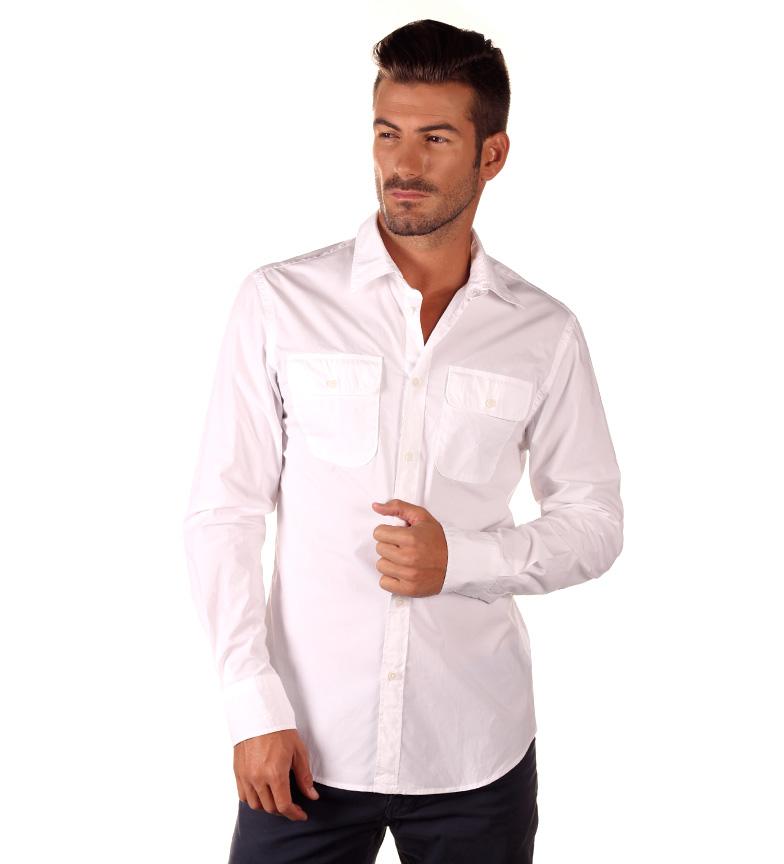 autorisation de vente collections de vente Shirt Blanc Week-end Nautique tumblr discount VPIE5KA77n