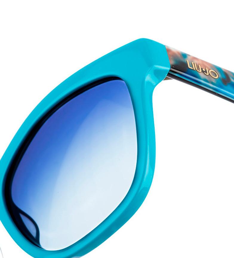 sortie boutique en ligne Liu-jo Gafas Lj628s Turquoise Soleil ordre de vente collections de dédouanement IHbrD