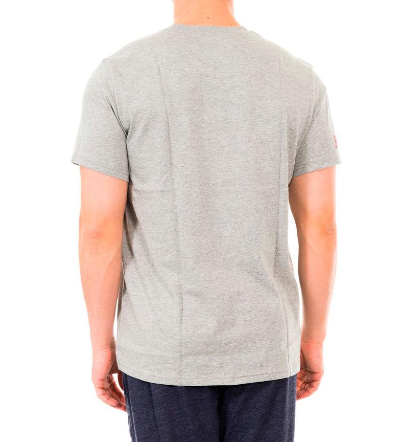 à prix réduit Ralph Lauren Chemise M / C Bruyère Coton Gris style de mode LIQUIDATION MeHrZnH