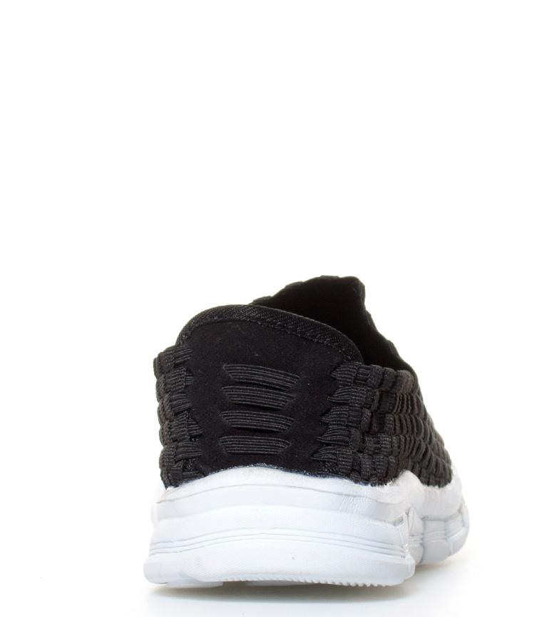 exclusif Chaussures Noires Xti Élastique vente site officiel classique vue visite nouvelle sortie tRmKXUS