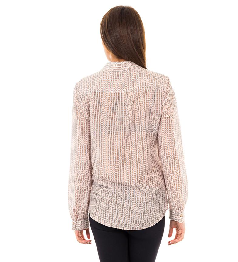 Parcourir réduction Mcgregor Camisa Macy Lyla Beige amazone en ligne amazone Footaction clairance excellente sMilt
