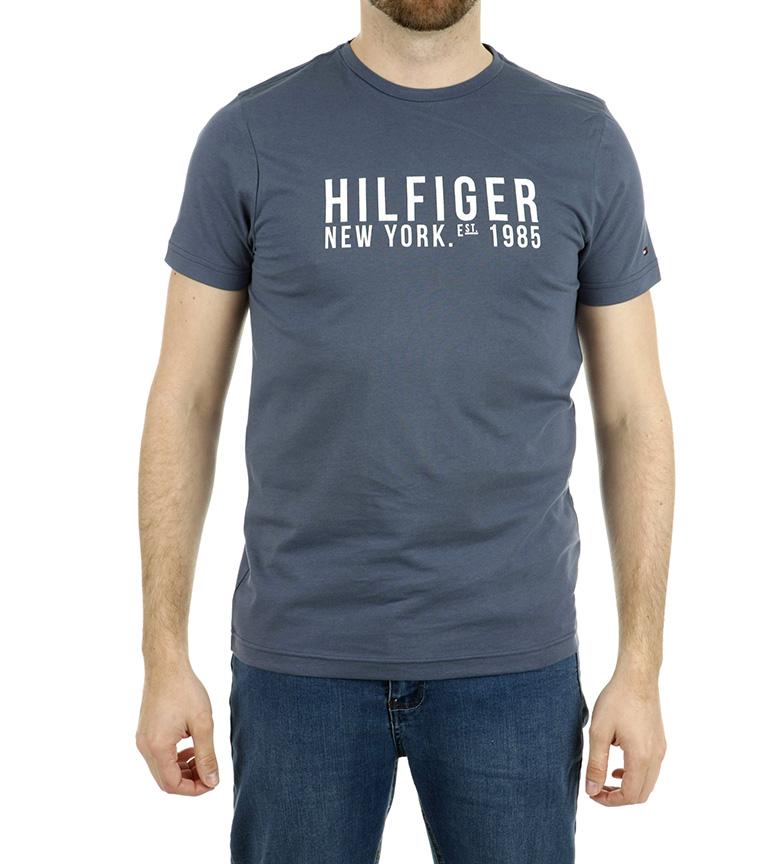 Tommy Hilfiger Camiseta Lars Tee Rojo la fourniture BiXRqkqS6