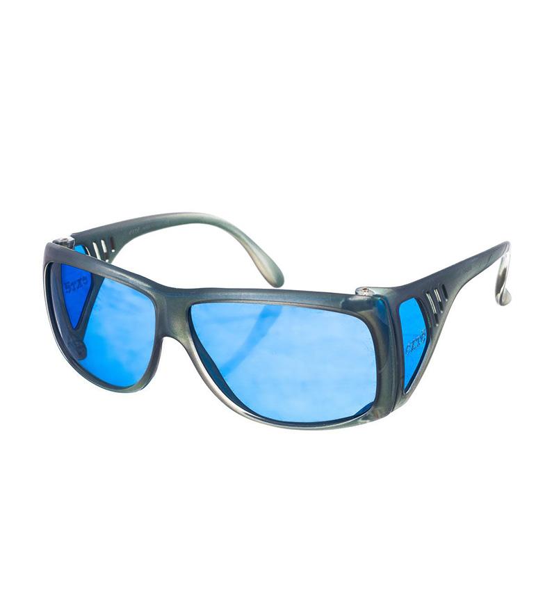 Exte Lunettes De Soleil Bleu-gris