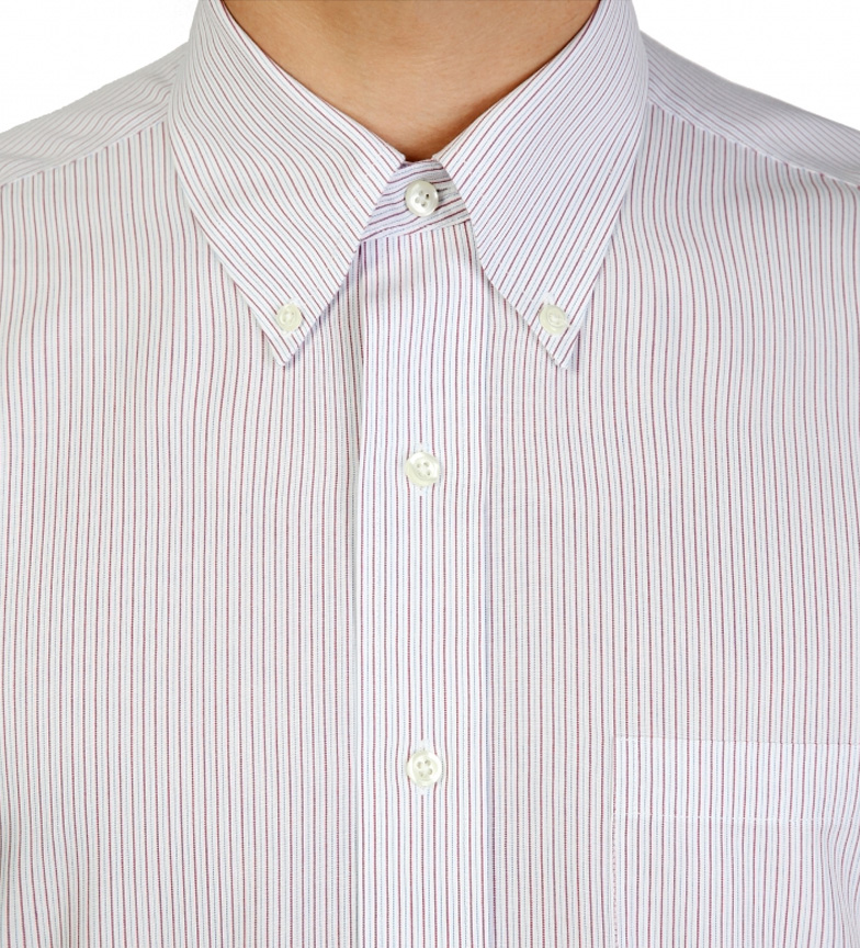 Brooks Brothers Camisa Couleur Lila Slim Fit Claro Con Rayas réductions collections magasin discount fSVC19NM