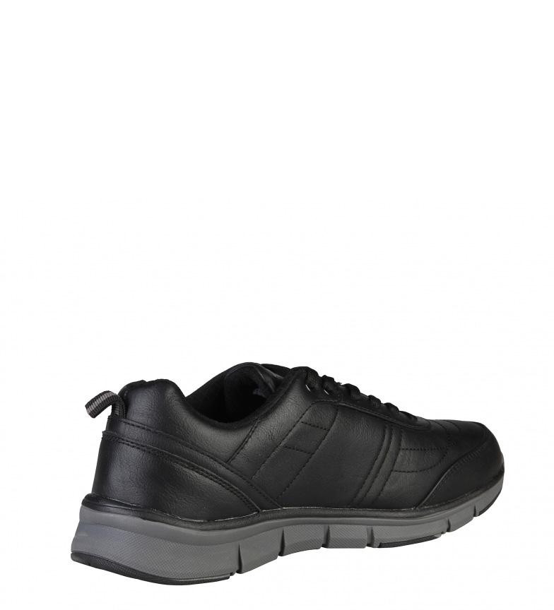 Sergio Tacchini Gras Chaussures Noires grand escompte meilleure vente vente nouvelle arrivée gros rabais ElzctK