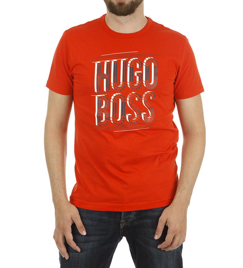 Hugo Tee-shirt Patron 2 Royal