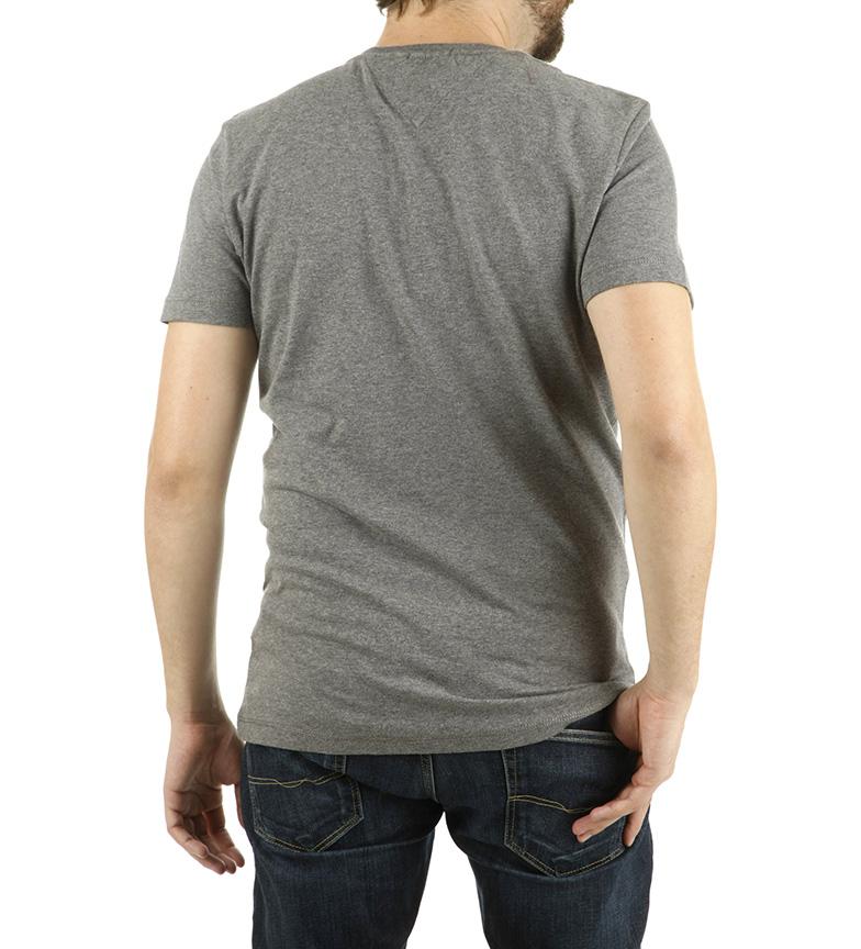 dernière actualisation 2015 à vendre Tommy Hilfiger Denim Camiseta New York Ii Gris visite pas cher jKy5EsC7e