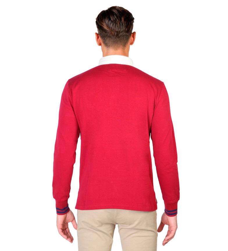 Oxford Reines De Polo Universitaire 1341 Rojo boutique en ligne images bon marché exclusif vHh7o4