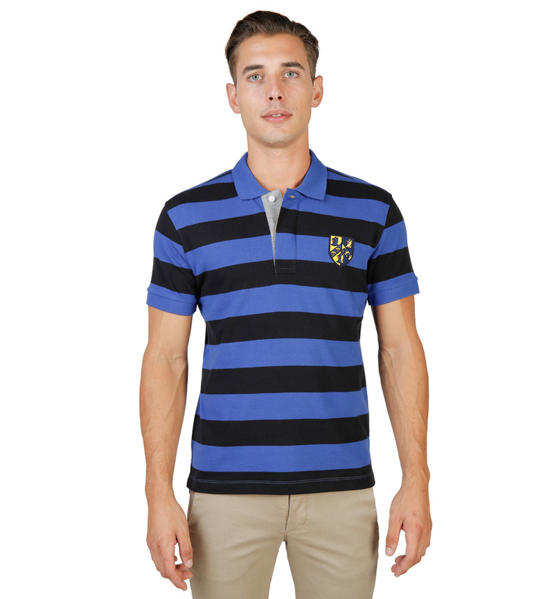 Oxford Université Polo Reines Rugby Rojo, Azul