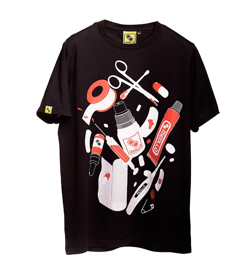 Shirt Noir Armoire À Pharmacie Cardiaque à vendre achats magasin en ligne dernière actualisation qualité escompte élevé t3hXU
