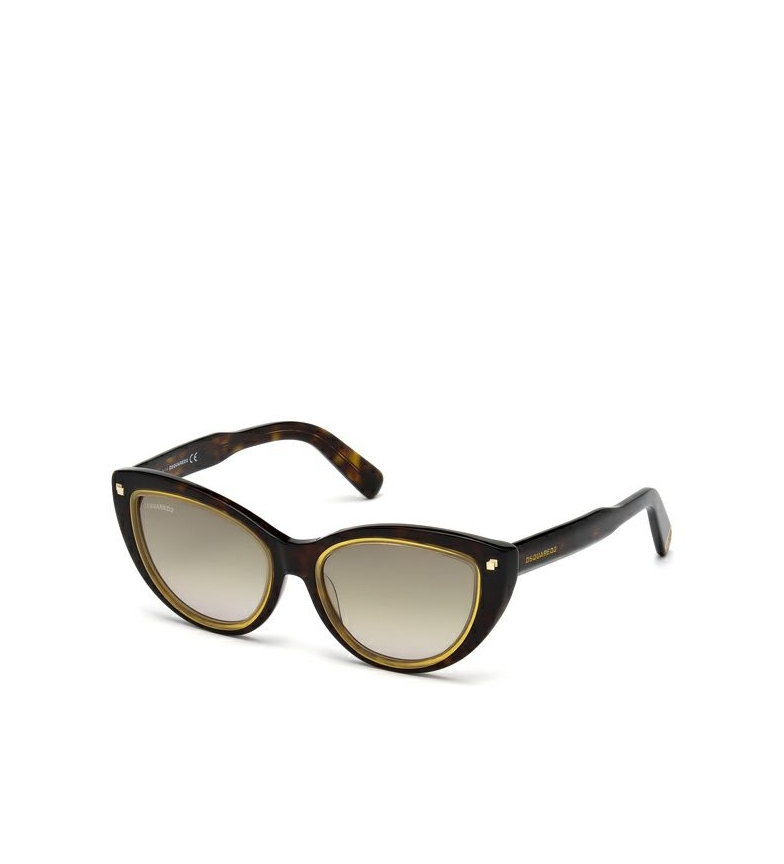 Dsquared2 Gafa De Sol Dq0170 Marrn