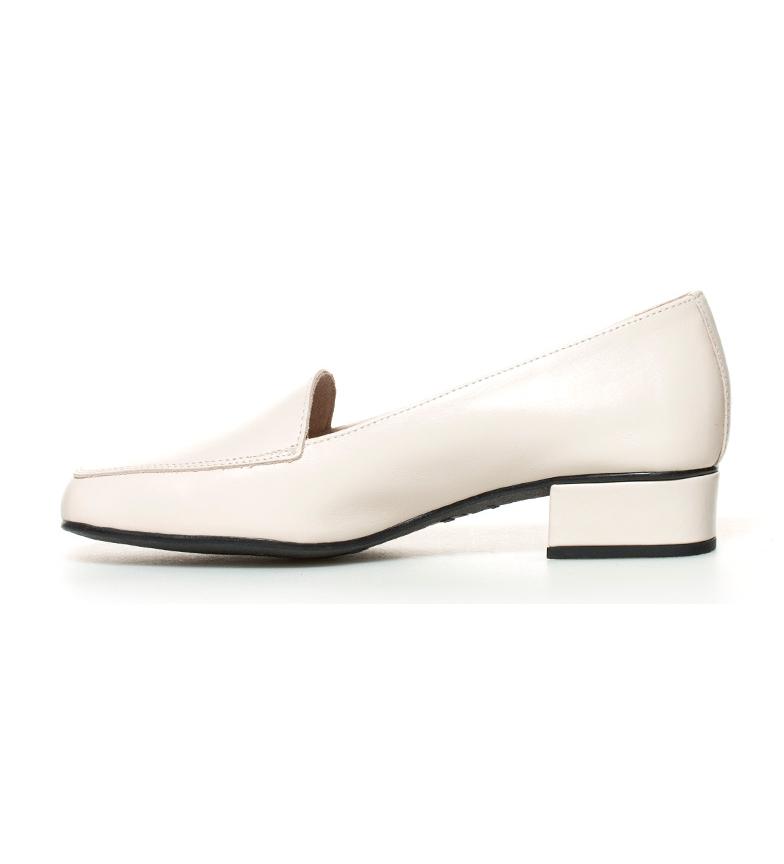 offres en ligne populaire en ligne D'chicas Chaussures En Cuir Brut De Hebe Talon Haut: 3cm débouché réel multicolore 3rujACX8