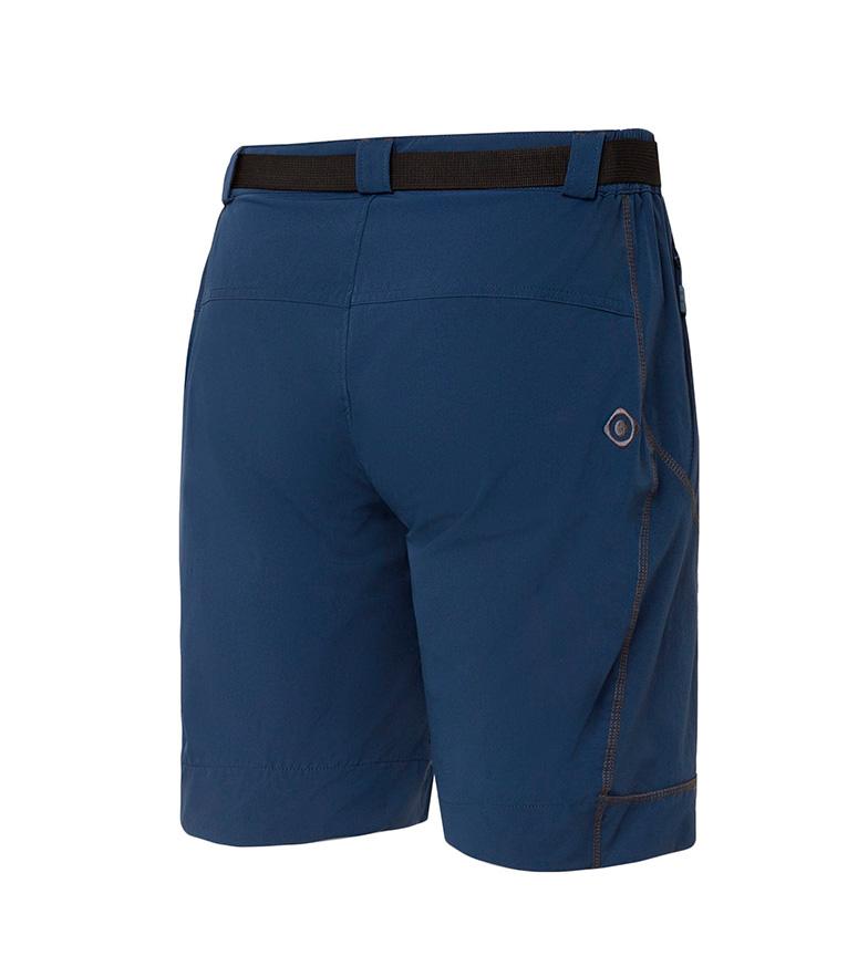 Izas Short Bleu Frisel réal Ar8uEn