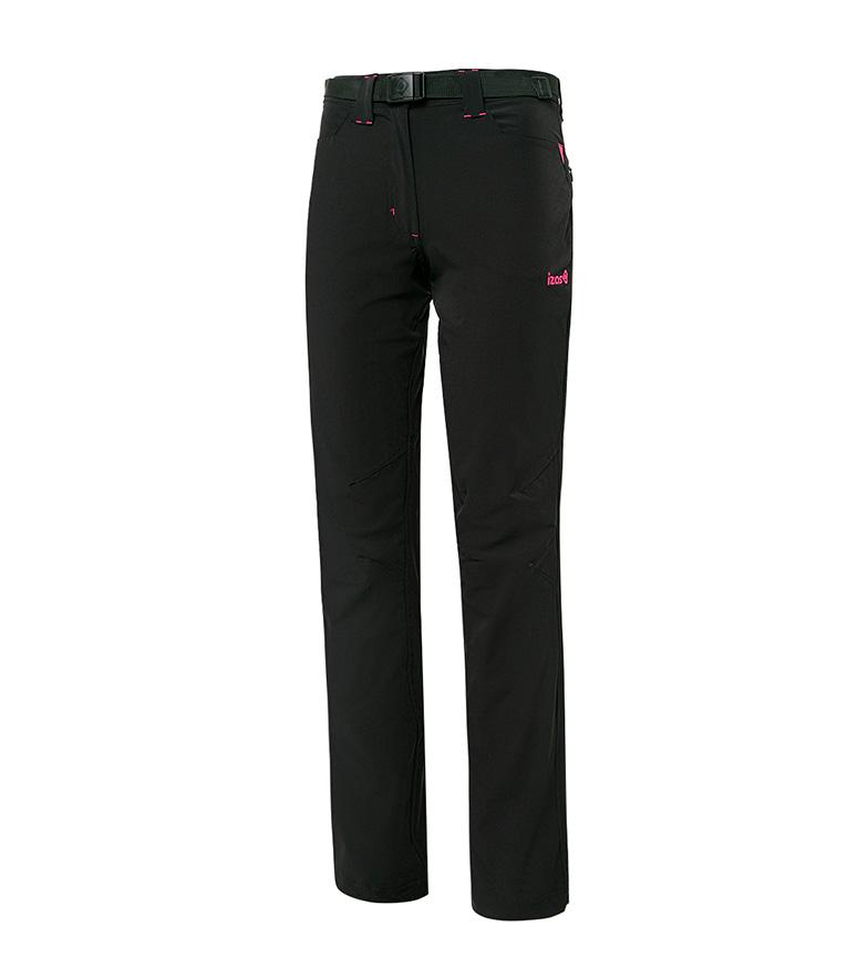 Izas Pantalon Noir Tacora réduction SAST meilleur Livraison gratuite nouveau mZkka