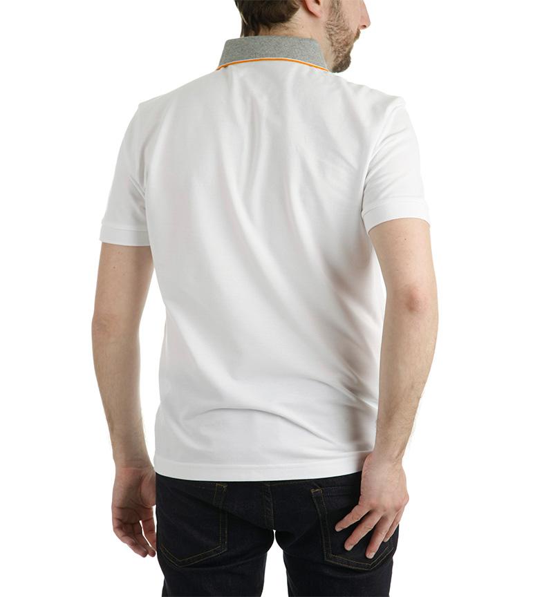 choix à vendre shopping en ligne Hugo Boss Polo Varenna Blanco 2014 en ligne vente meilleur endroit 0Dcua