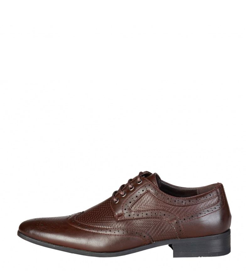 Duc De Morrone Zapatos Scott Marrón