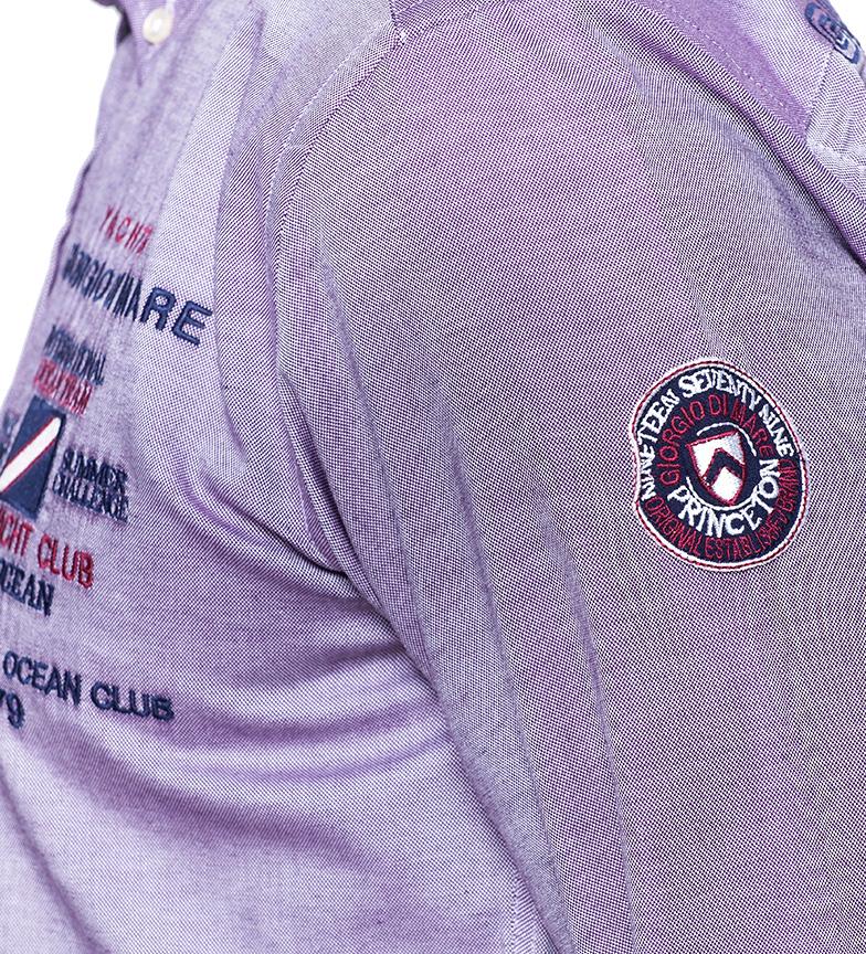 Fan Sea Camisa Lila George réal choisir un meilleur POBcYbCAdi