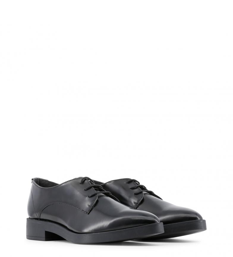 Arnaldo Toscani Chaussures En Cuir De Couleur Noir vente au rabais pour pas cher prix incroyable sortie Réduction avec mastercard wiki sortie baamzdMN