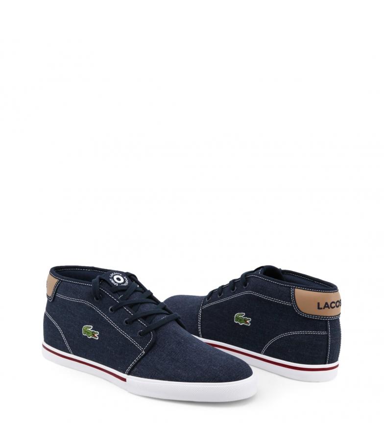 Chaussures Ampthill Marine Lacoste d'origine pas cher dédouanement nouvelle arrivée nouveau à vendre classique dL4rmb06