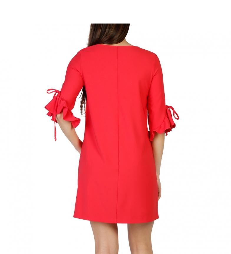 authentique vente 2015 Aww3vmo Impériale Robe Rouge nouveau débouché tz59Pqf