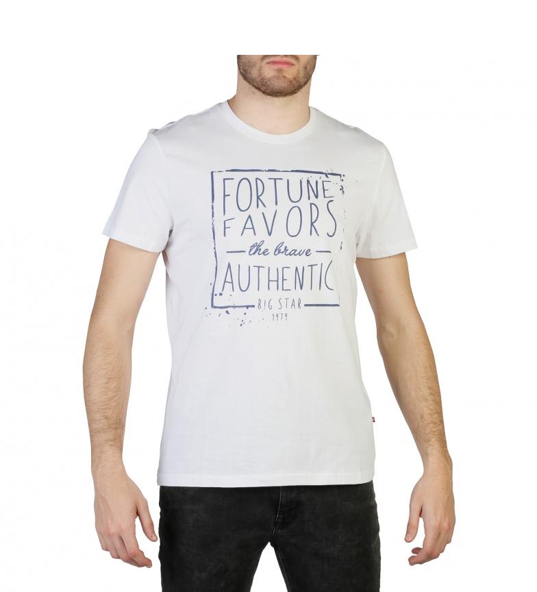 Des images d'expédition Grande Star Camiseta Garric_ts_ss Blanco le moins cher le moins cher ksejfe