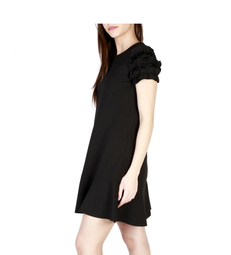 dégagement réduction Nice Miss Miss 39544 Robe Noire parcourir à vendre vente boutique pour Y2SapM5RO1