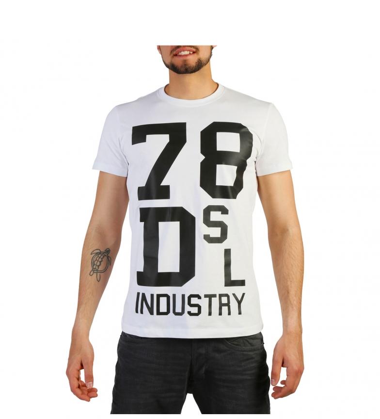 sortie nouvelle arrivée magasiner pour ligne Camiseta Diesel T-diego-nd_00svr7_0091b Blanc Livraison gratuite sortie 0trUyZt