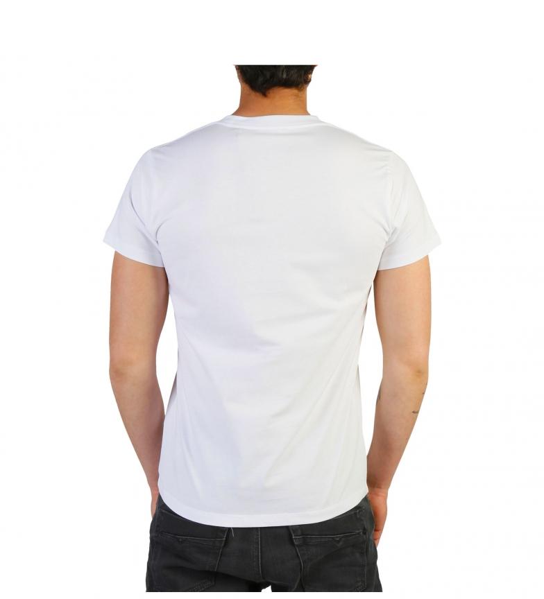 choisir un meilleur sortie 100% garanti Camiseta Diesel T-diego-nc_00svr6_0091b Blanc se connecter boutique pour vendre mode en ligne 7HU2aB