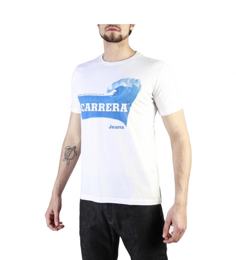 Jean Carrera Chemisettes 00801a_0047x Blanc où acheter collections discount boutique en ligne 2014 unisexe BlfE2WIw
