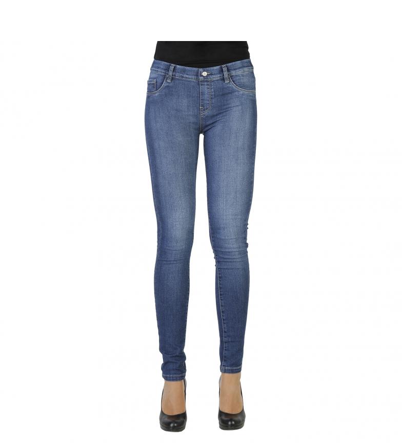 Jeans Bleu Carrera Vaqueros 00767l_822ss vente vente dernières collections vente TxIaRX