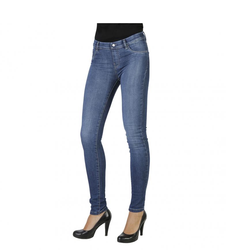 Jeans Bleu Carrera Vaqueros 00767l_822ss clairance faible coût nouveau débouché Amazon de sortie pas cher confortable moins cher N4mMQLq