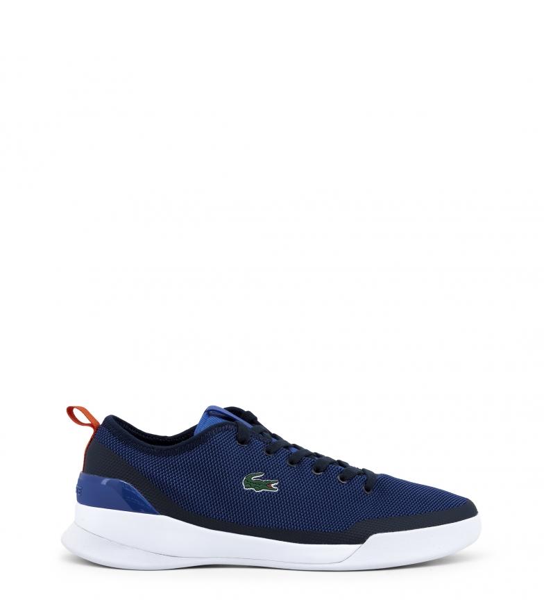 Chaussures De Sport Lacoste 734spm0007_lt Bleu Double acheter remise fiable à vendre collections discount t3dHAlWKM