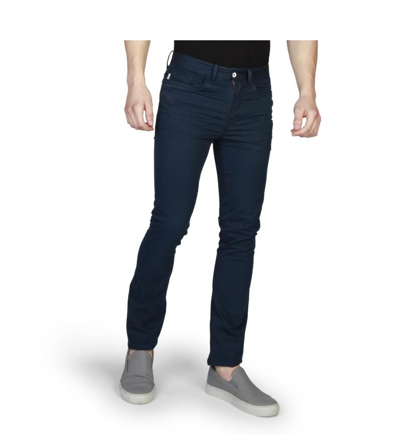 Pantalones Timberland A1563_length_34 Bleu