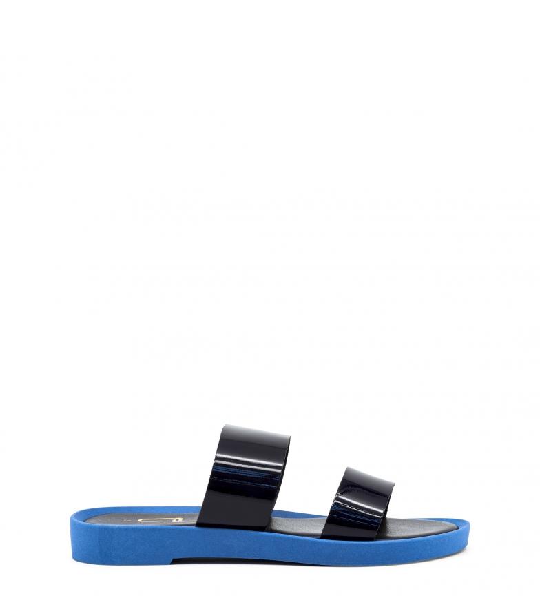 Ana Lublin Flipflops Bleu Isilde prix incroyable vente SbQFXlZ