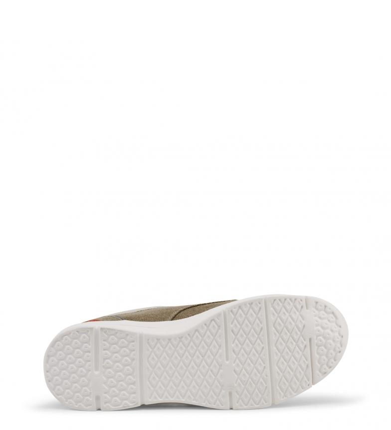 sortie acheter obtenir vente dernière Nous Chaussures De Sport De Polo Waldo4004w7_c1 Marron vente populaire Feuilleter fTWs5BiV