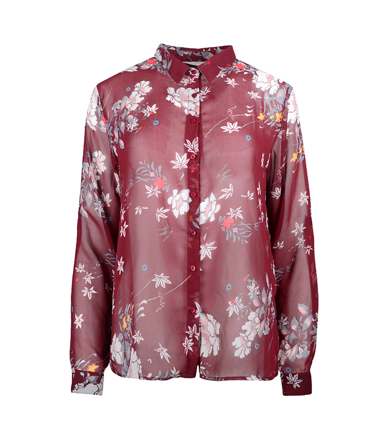 Ada Camisa Achima Bourgogne Chats extrêmement ibGoxbhBn