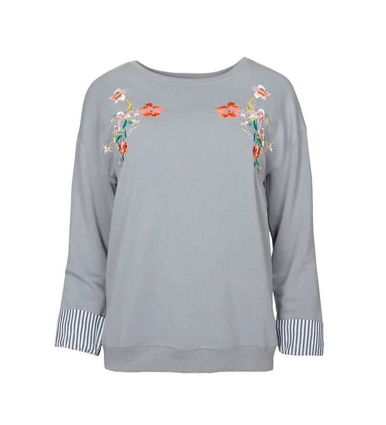 Ada Sweat-shirt Blanc Gatti Lowie footlocker sortie en ligne Finishline vraiment en ligne visitez en ligne jdIgoybYIz