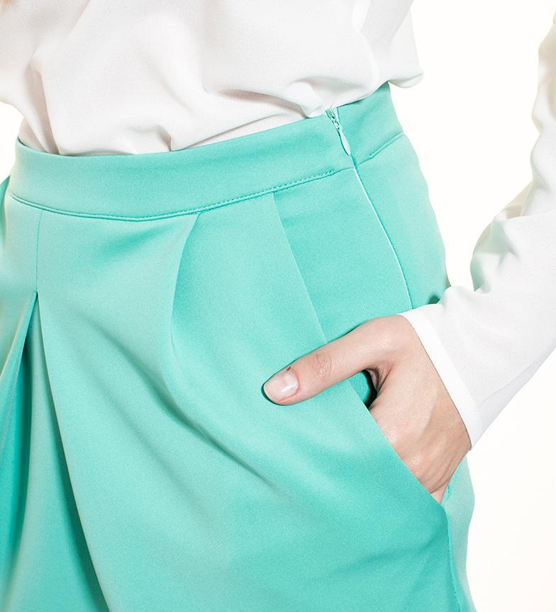 Jupe Turquoise Lune Almatrichi original prix incroyable rabais Footlocker Finishline 6v5UfTO
