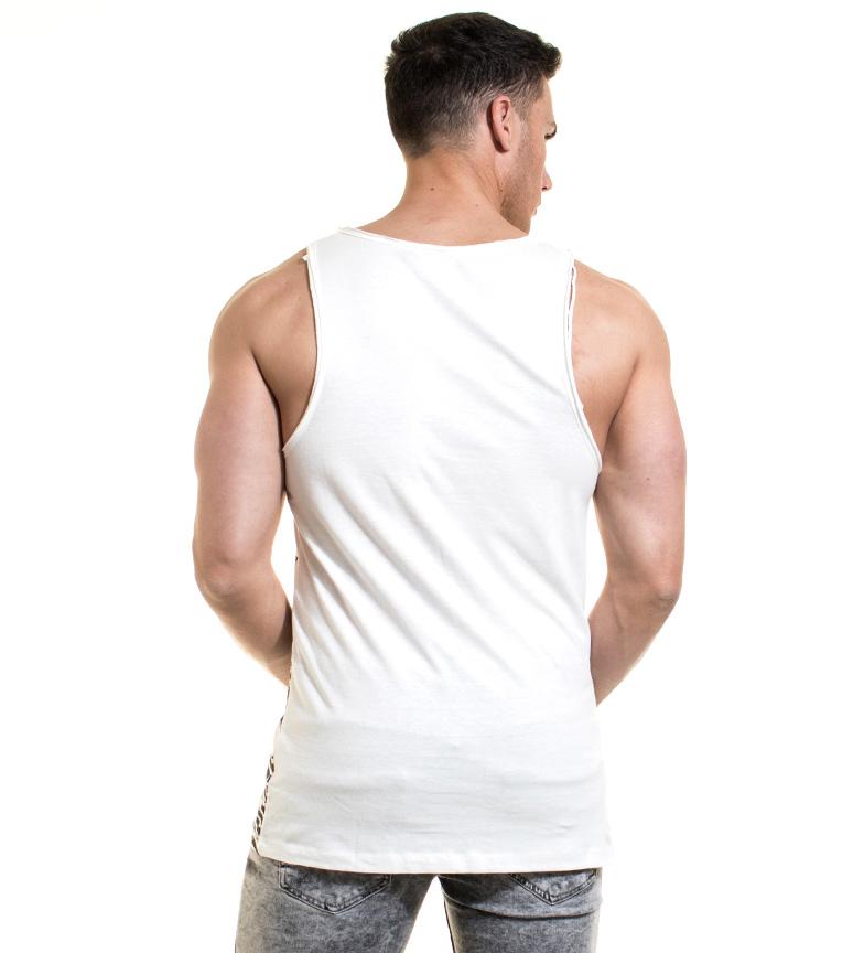 achat de réduction nouvelle remise Rétro-éclairage Camiseta Nuit Blanco combien en ligne meilleurs prix extrêmement vbMNzYMBq