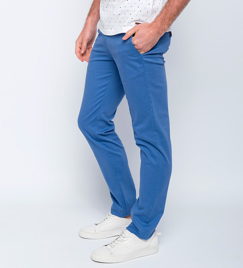 Bendorff Pantaln Alan Azul bonne vente vraiment point de vente grand escompte O0R5lSe3u