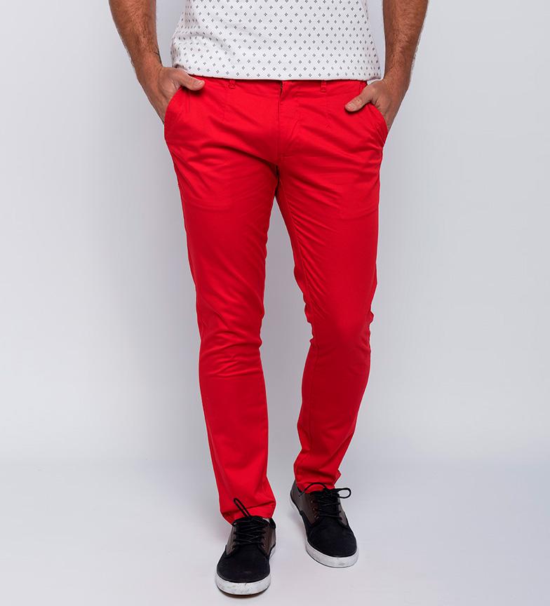 Pantalon Rouge Bendorff Connor 2014 nouveau rabais gP7vptW