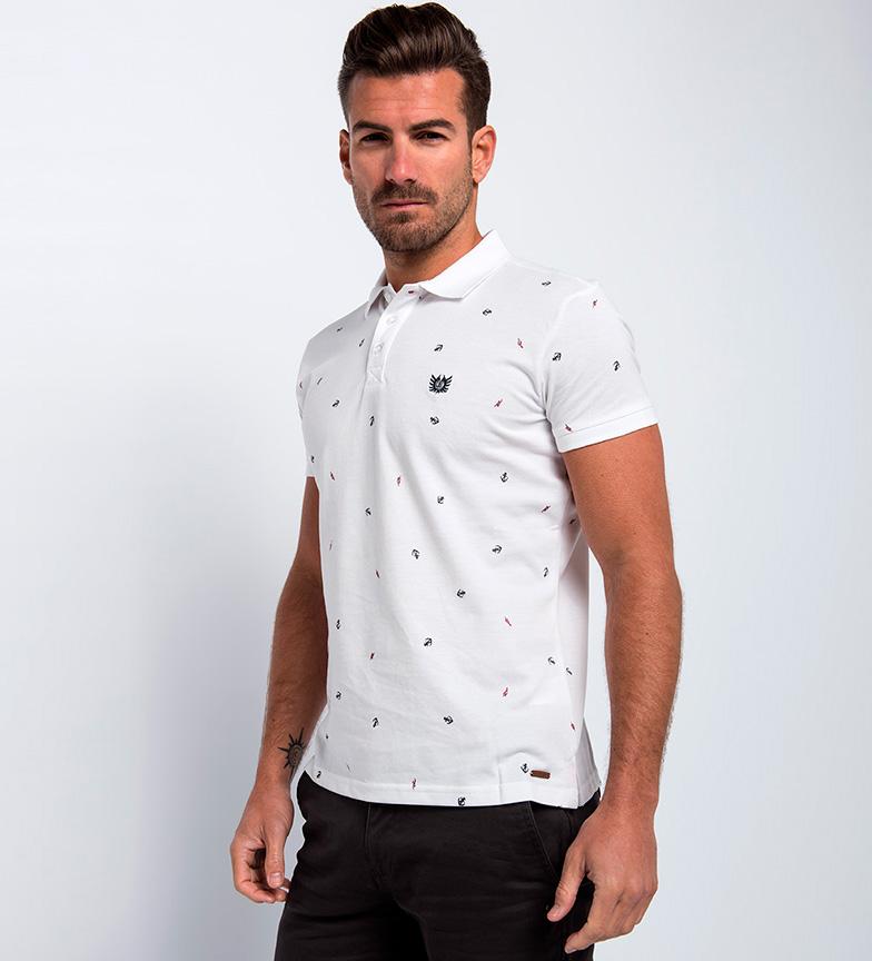 recherche à vendre Bendorff Polo Blanc Gad sneakernews bon marché vente 100% d'origine E6EAs7A0