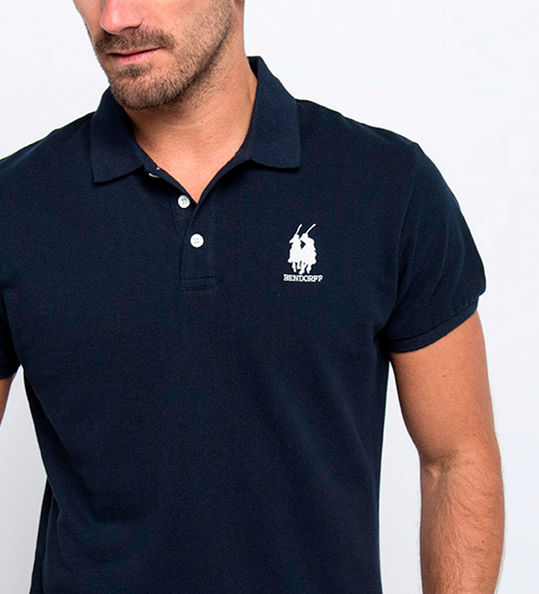Bendorff Polo Kasey Marino jeu prix incroyable vente 5S6mRTUIF