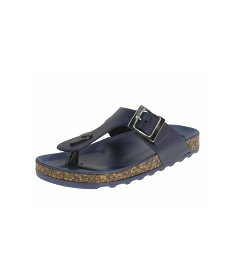faux à vendre nicekicks libre d'expédition Chaussures Bleu Marine Beppi Bleu Casual achat pas cher NHLZv6Z