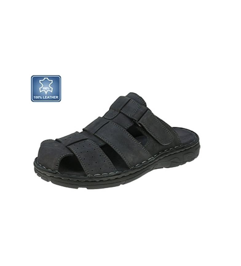 sortie d'usine rabais Chaussures En Cuir Noir Beppi Casual original Livraison gratuite offres à vendre IrCfdZx0Mp