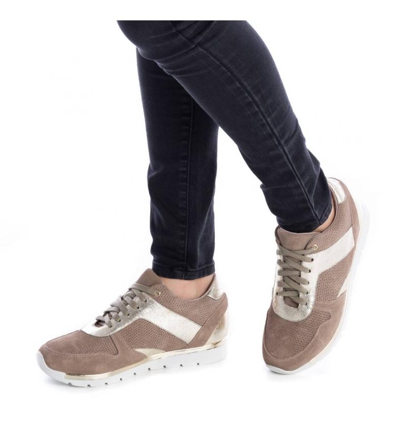 Carmela Chaussure En Daim Taupe rabais dernière Nice jeu jeu obtenir authentique vue rabais point de vente XEczYS