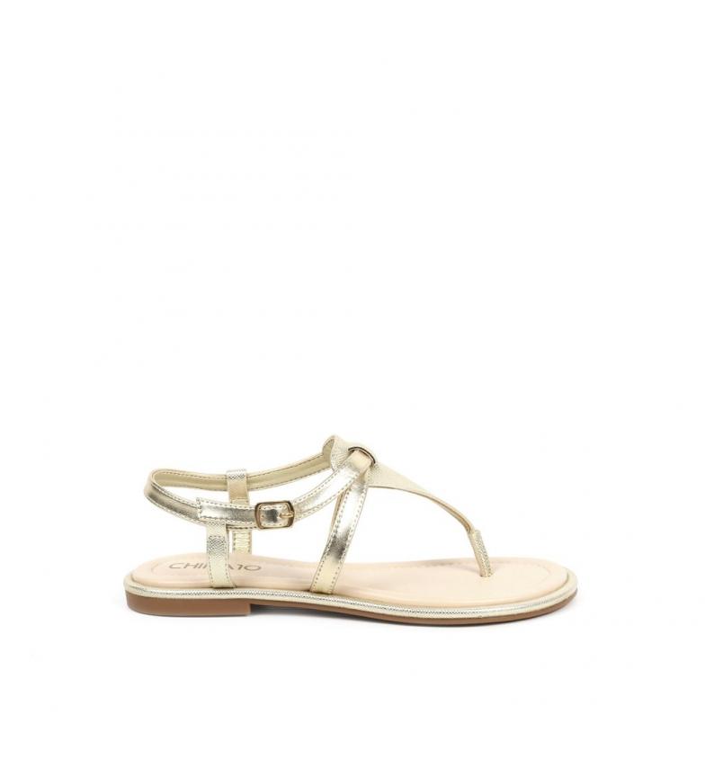 Chika10 Alba 03 Sandales D'or 2015 en ligne recommander à vendre 2RCvcpGd